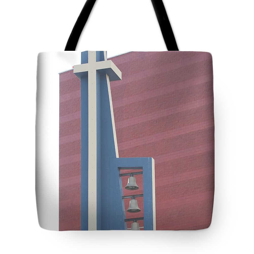 Bells Tote Bag featuring the photograph Church Bells by Rob Hans