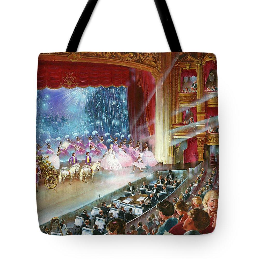 Panto Tote Bags