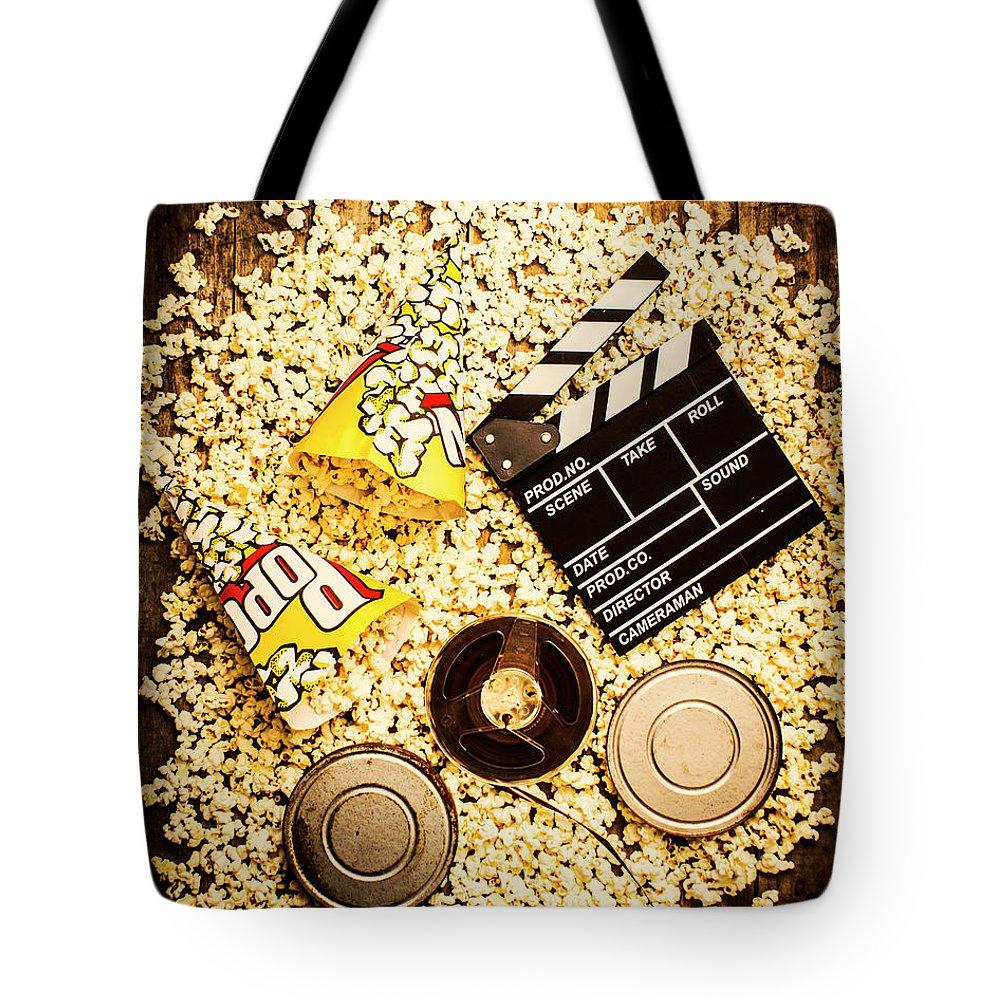 Movie Production Tote Bags | Fine Art America