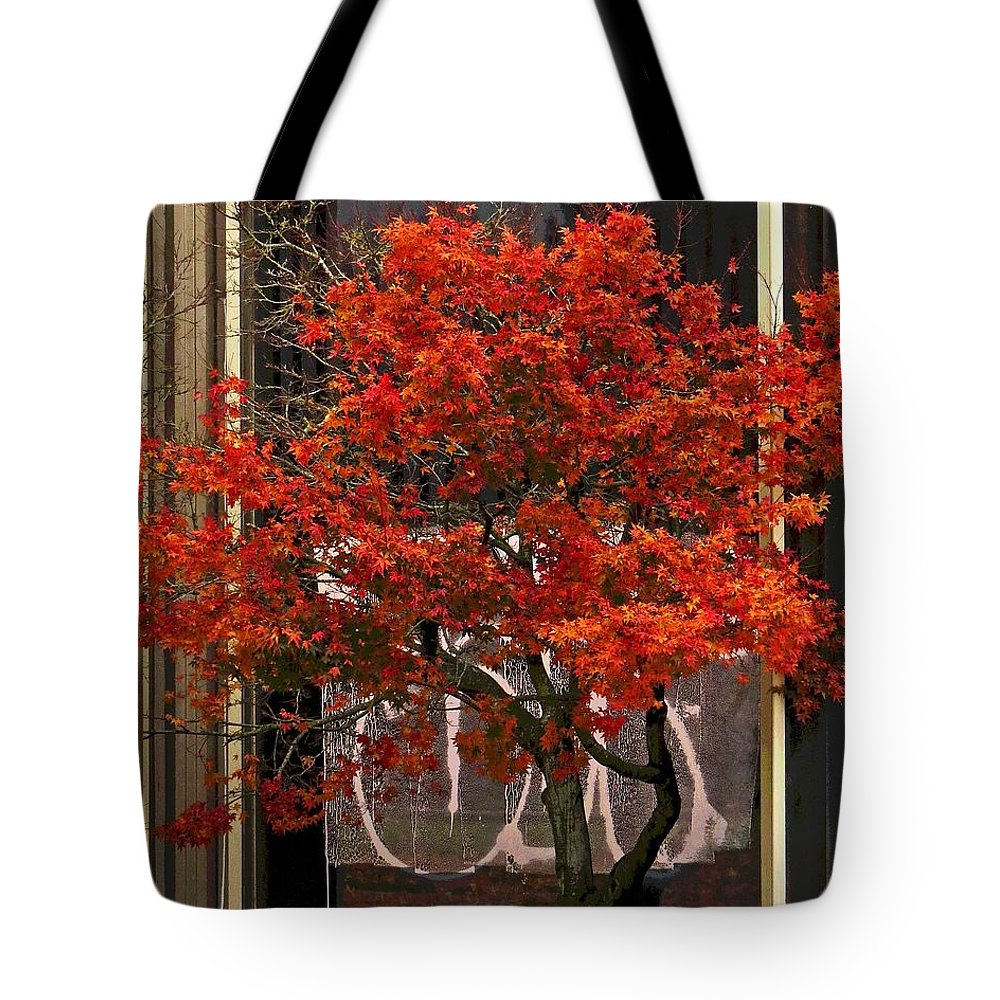 City Art Tote Bag featuring the digital art City Art by I'ina Van Lawick