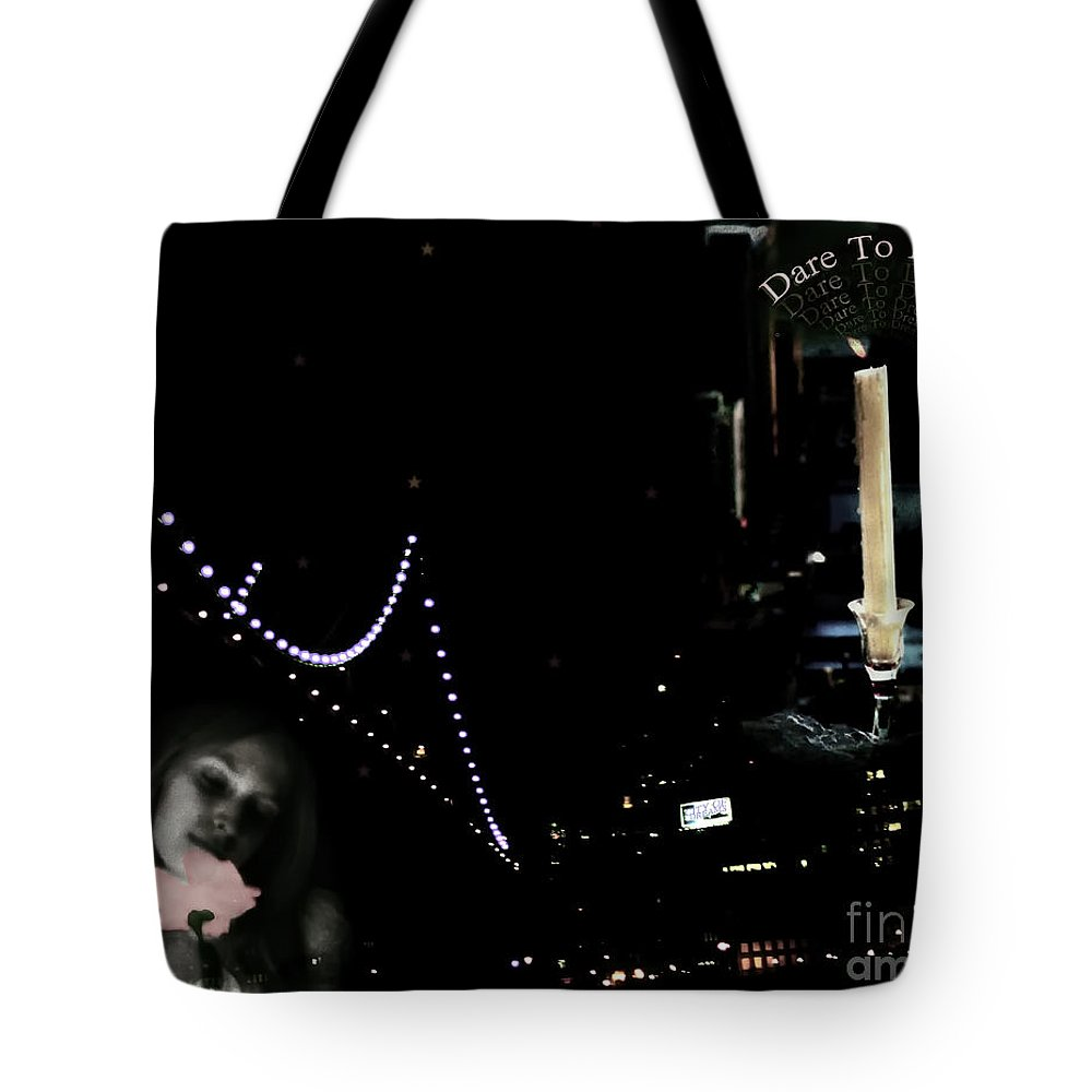 City Tote Bag featuring the photograph City Of Dreams by Madeline Ellis