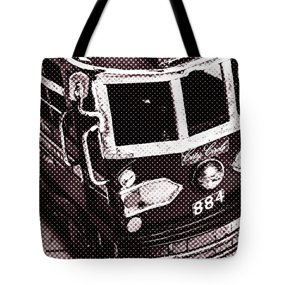City Tote Bag featuring the photograph City Wall Art Tours by Jorgo Photography - Wall Art Gallery