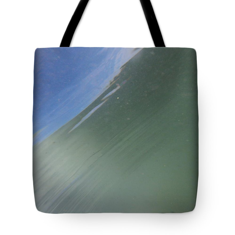 Tote Bag featuring the photograph Clarity Strokes by Connor Edwards