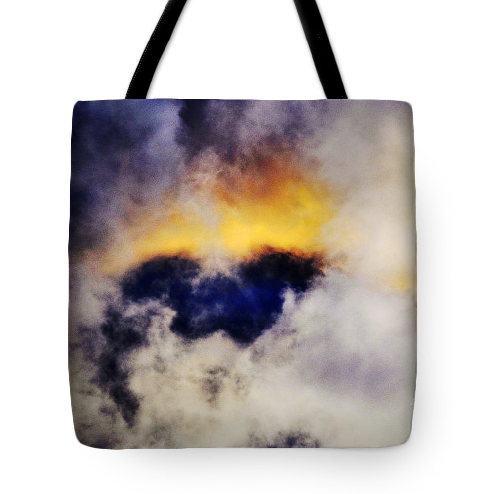 Clay Tote Bag featuring the photograph Cloud Sculping by Clayton Bruster