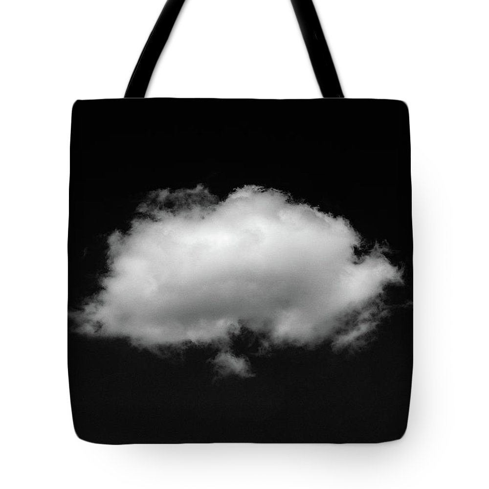 Bw Tote Bag featuring the photograph Cloud by Sven Hartmut Sleur