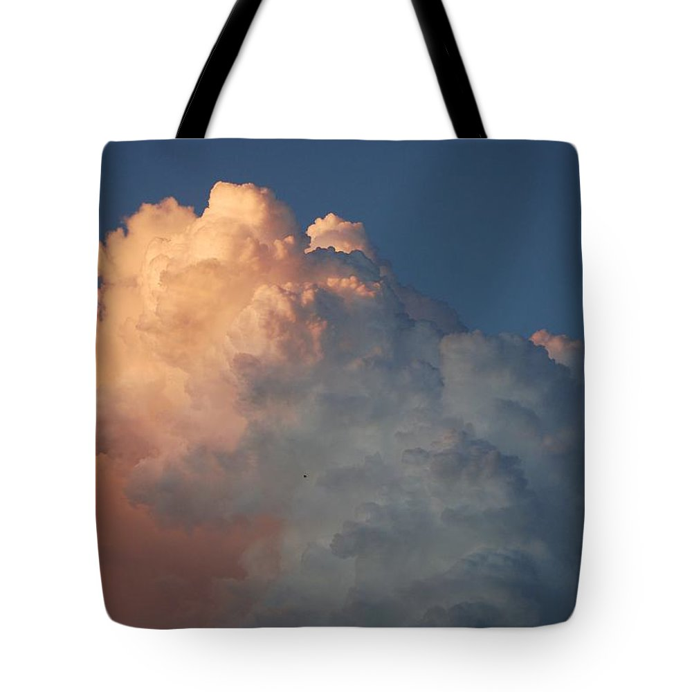 Clouds Tote Bag featuring the photograph Clouds Are Always Greener by Rob Hans