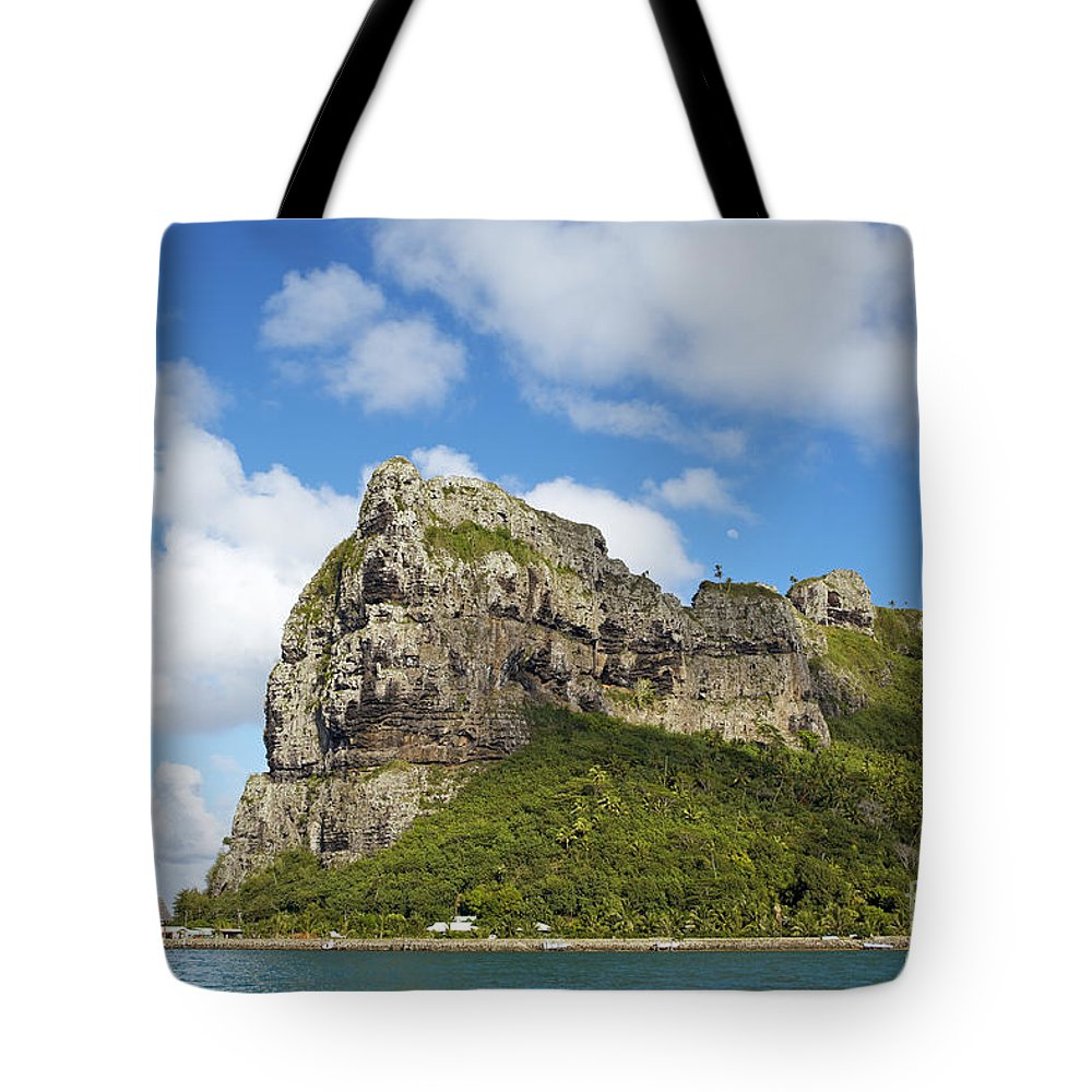 Beautiful Tote Bag featuring the photograph Coastal Peak by Kyle Rothenborg - Printscapes