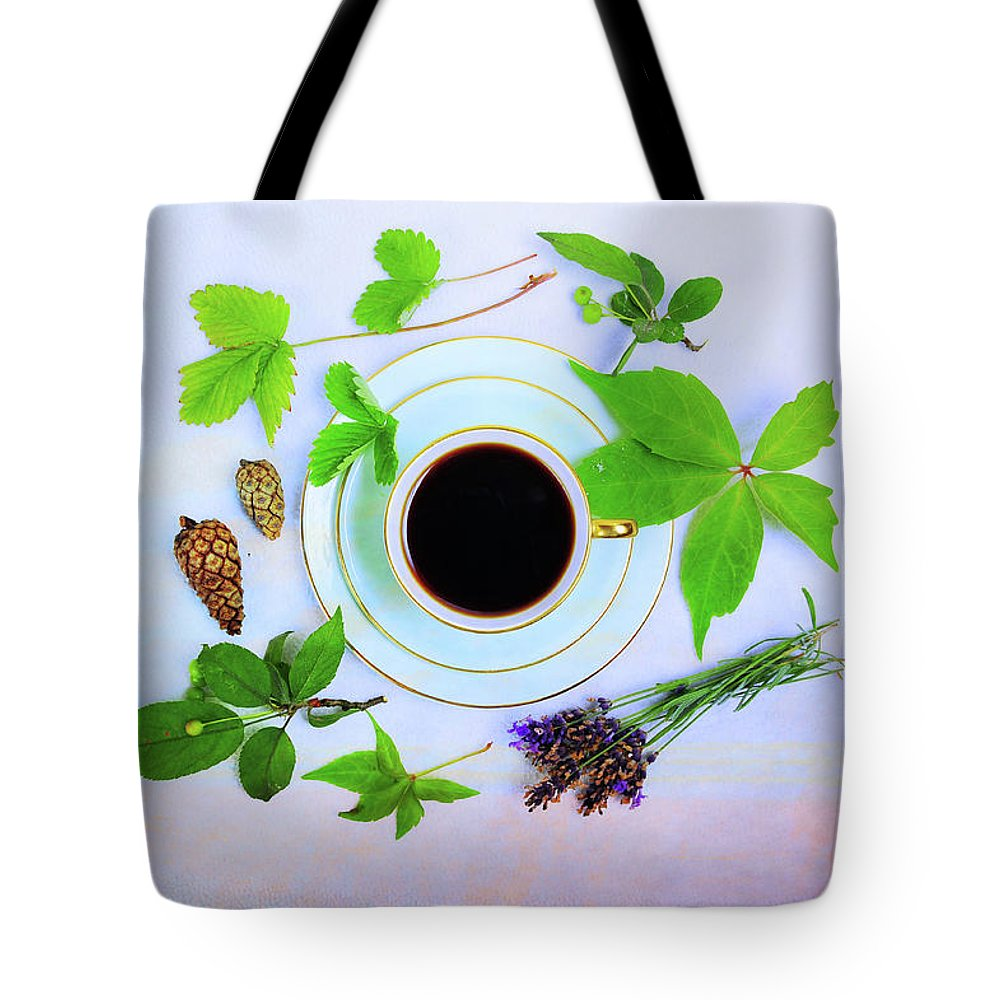Love Tote Bag featuring the photograph Coffee Delight by Randi Grace Nilsberg
