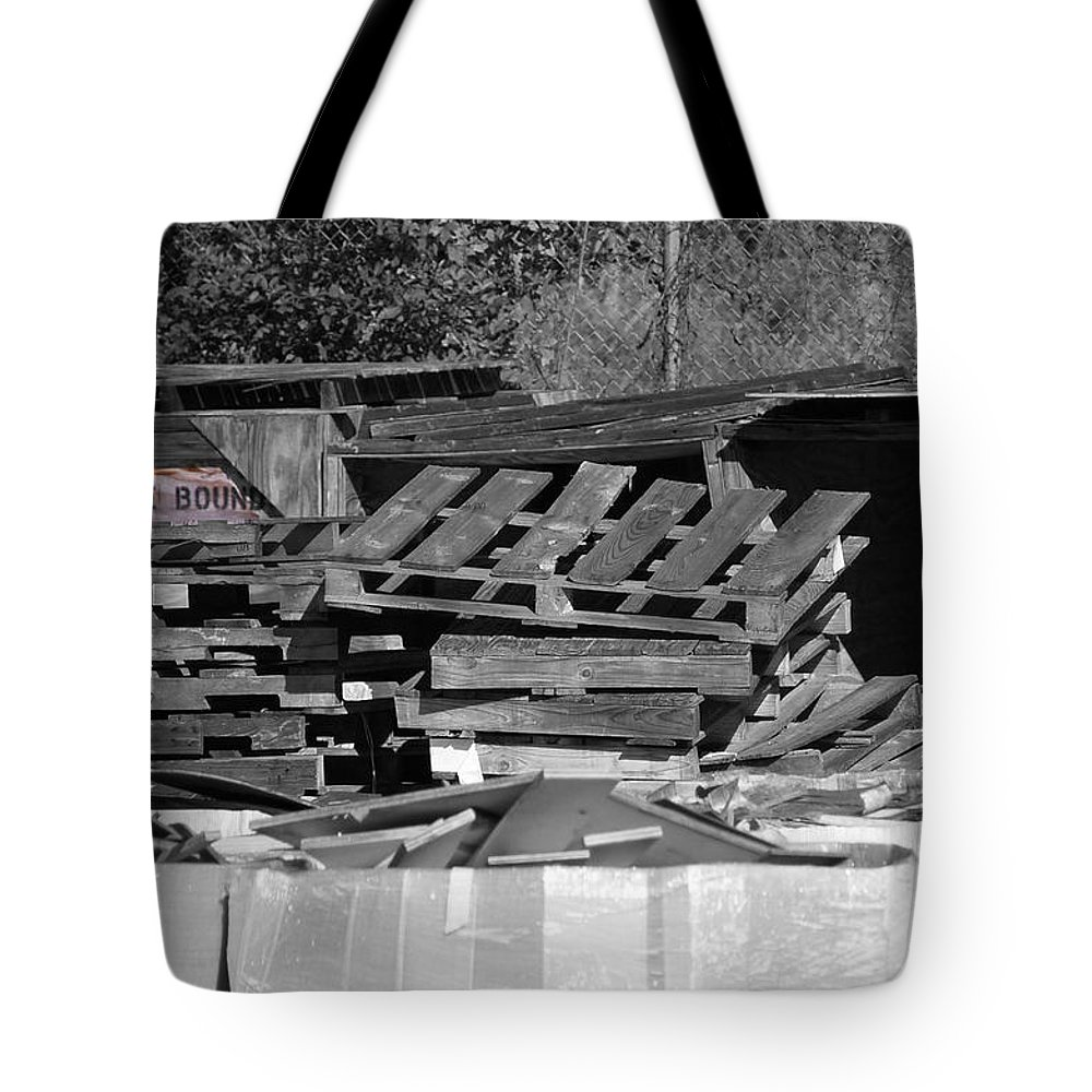 College Tote Bag featuring the photograph College Bound by Gary Adkins