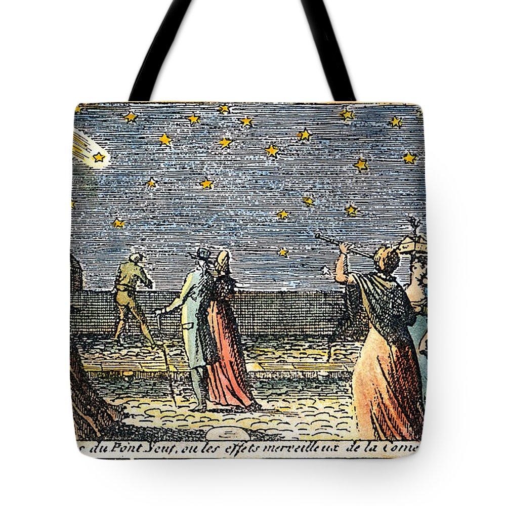 1812 Tote Bag featuring the photograph Comet Of 1812 by Granger