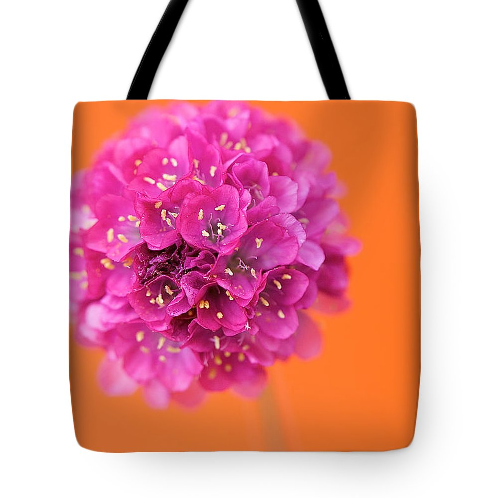 Orange Tote Bag featuring the photograph Comic Book Colour by Lisa Knechtel