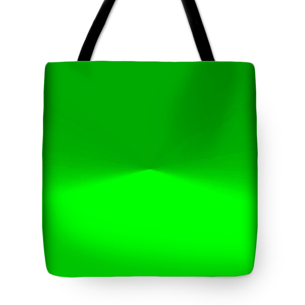 Abstract Tote Bag featuring the digital art Conceptual 3 by Will Borden