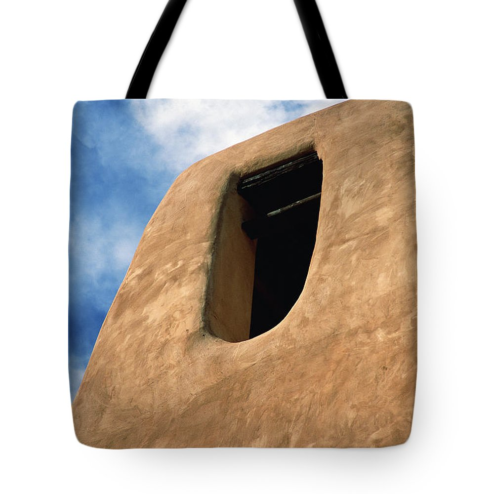 Southwest Tote Bag featuring the photograph Connection by Jim Benest