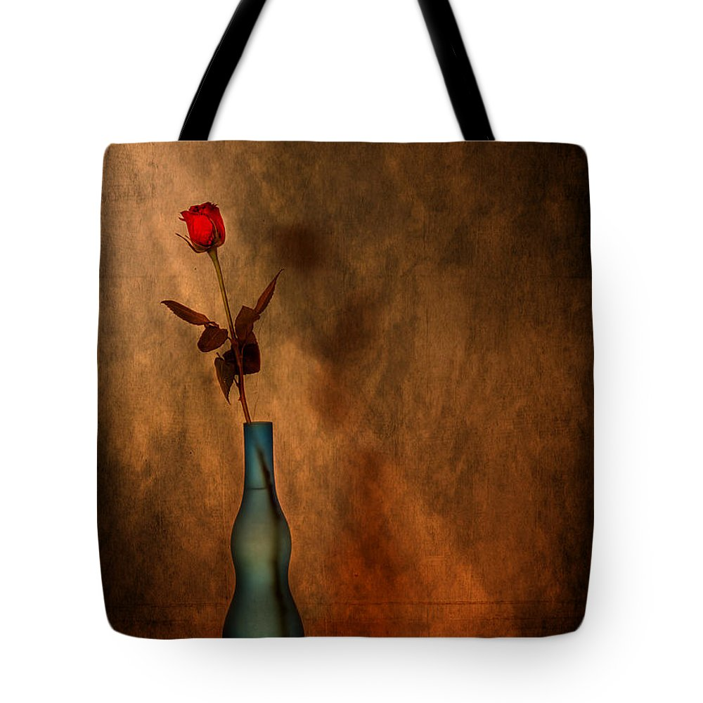 Composition Tote Bag featuring the photograph Contemplation by Evelina Kremsdorf
