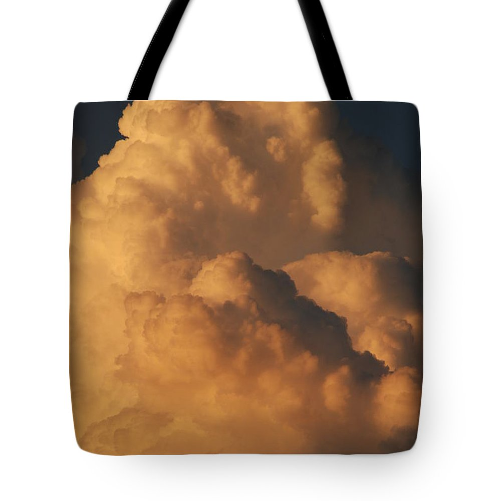 Clouds Tote Bag featuring the photograph Coppermouth by Rob Hans