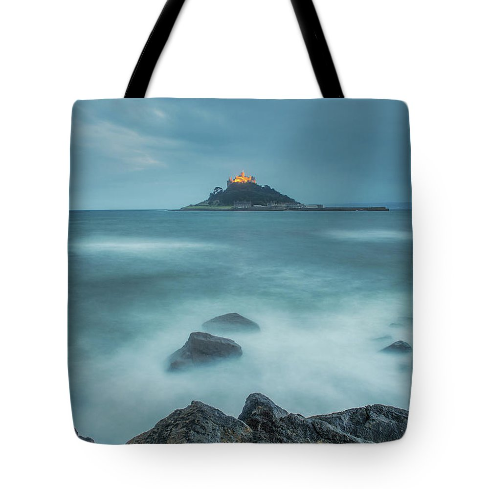 Landscape Tote Bag featuring the photograph Cornwall IIi by Oliver Spier