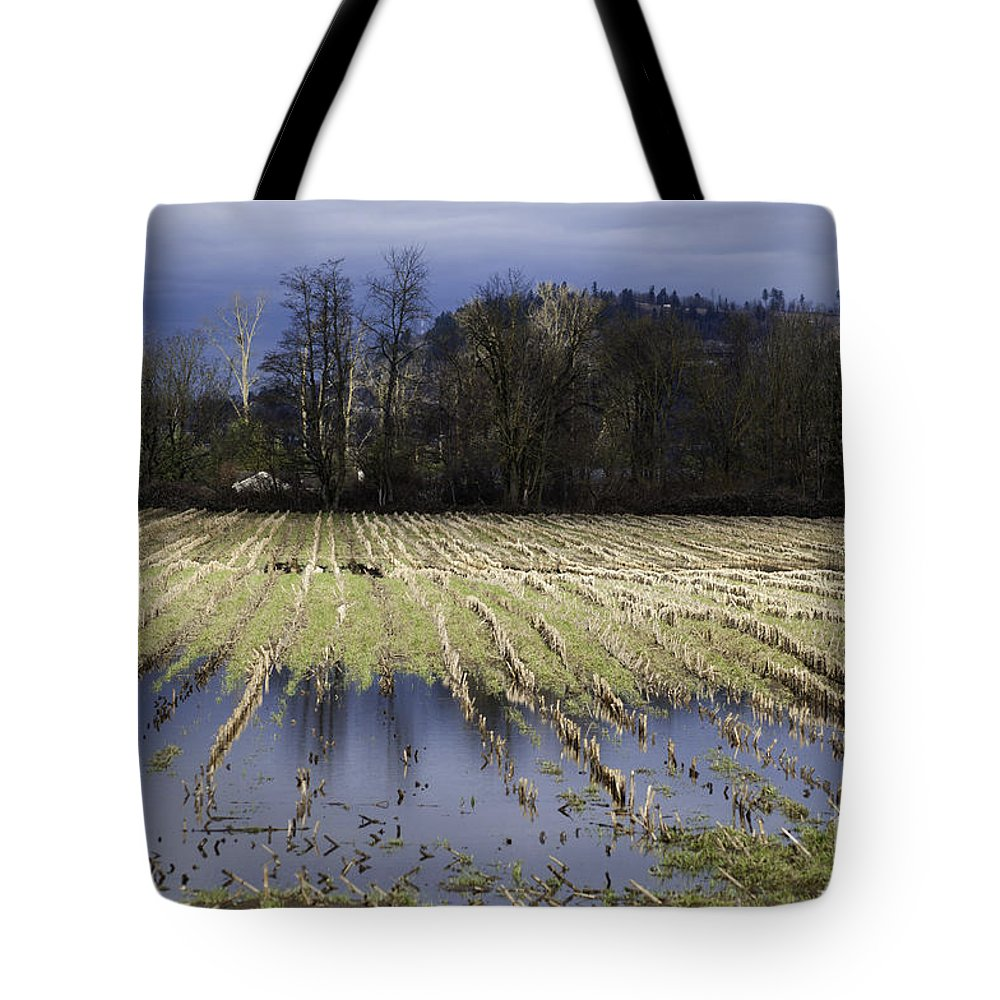 Art Tote Bag featuring the photograph Country Living Eh by Clayton Bruster
