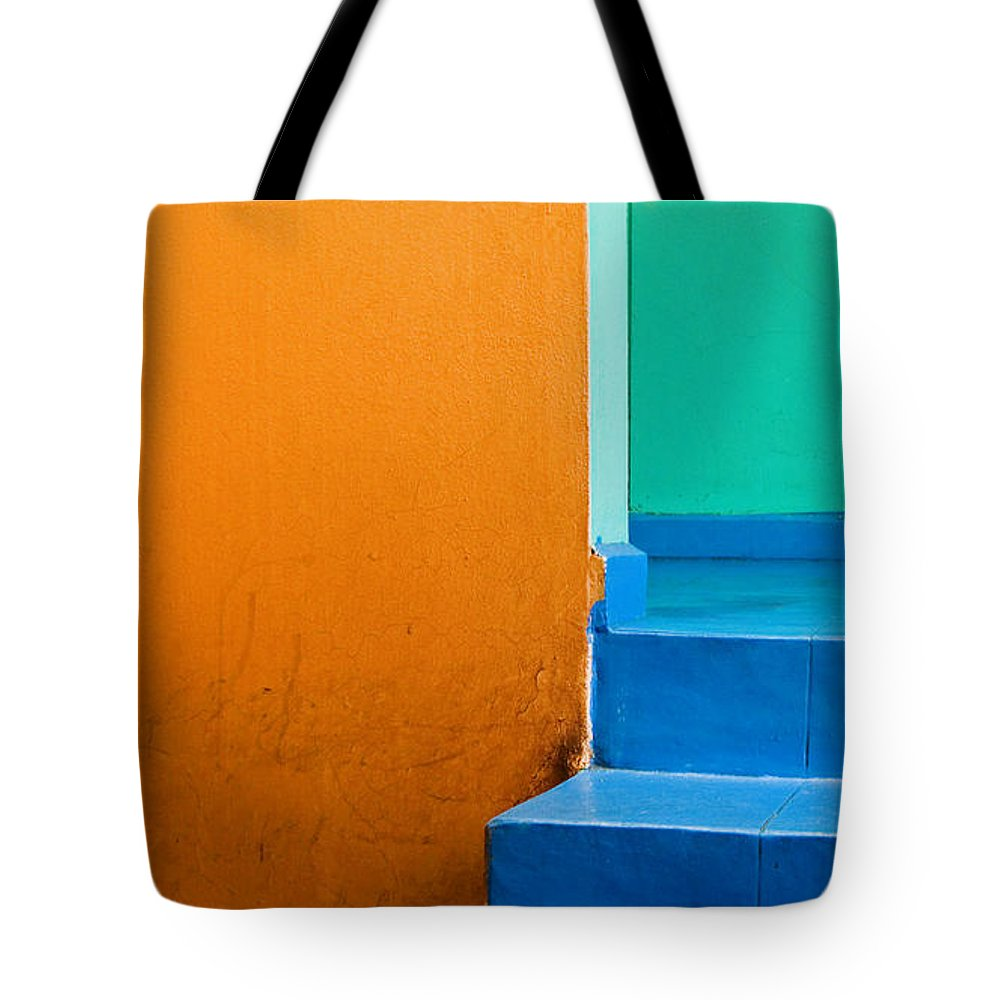 Oaxaca Tote Bag featuring the photograph Creamsicle by Skip Hunt