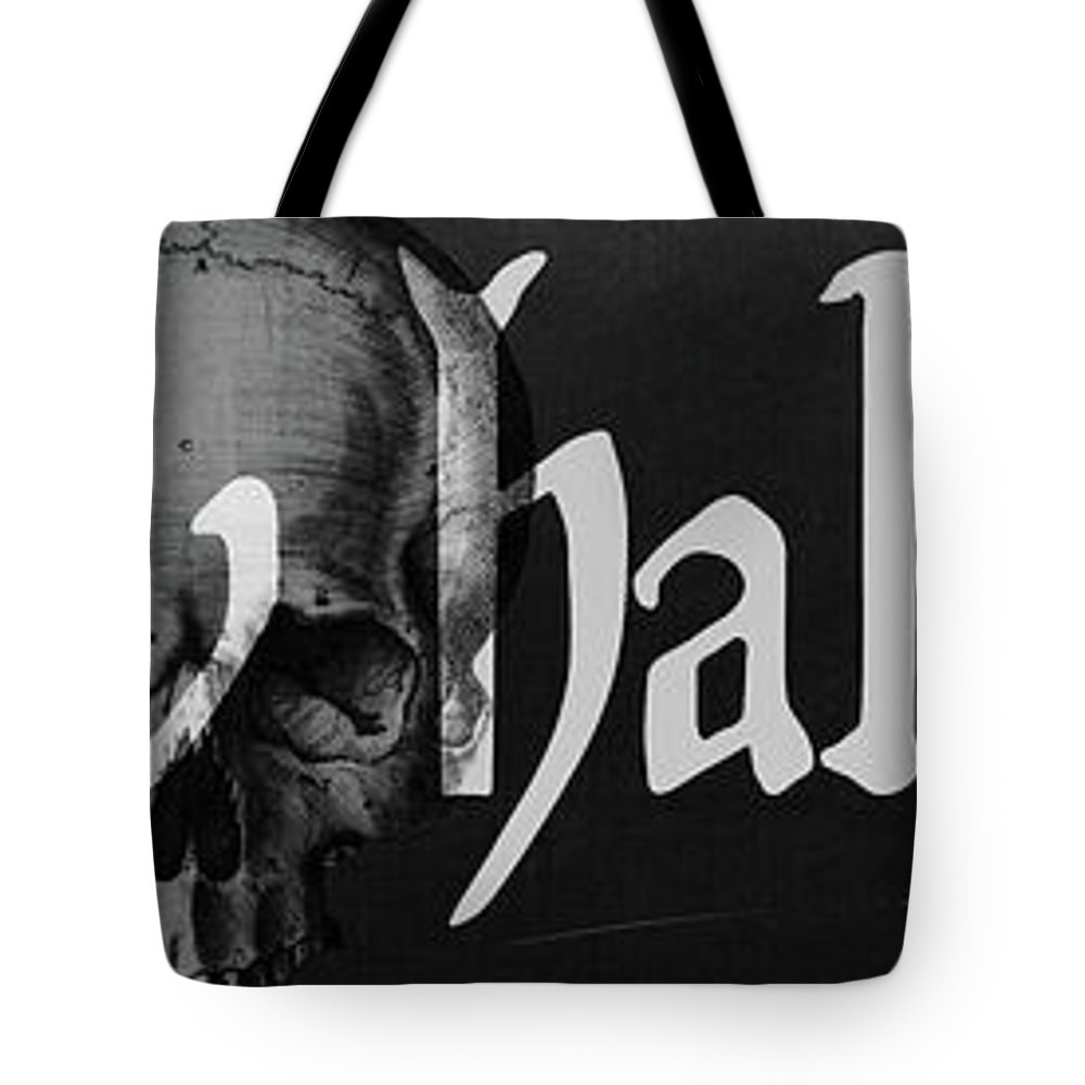 Halloween Tote Bag featuring the painting Creepy Halloween by Mindy Sommers