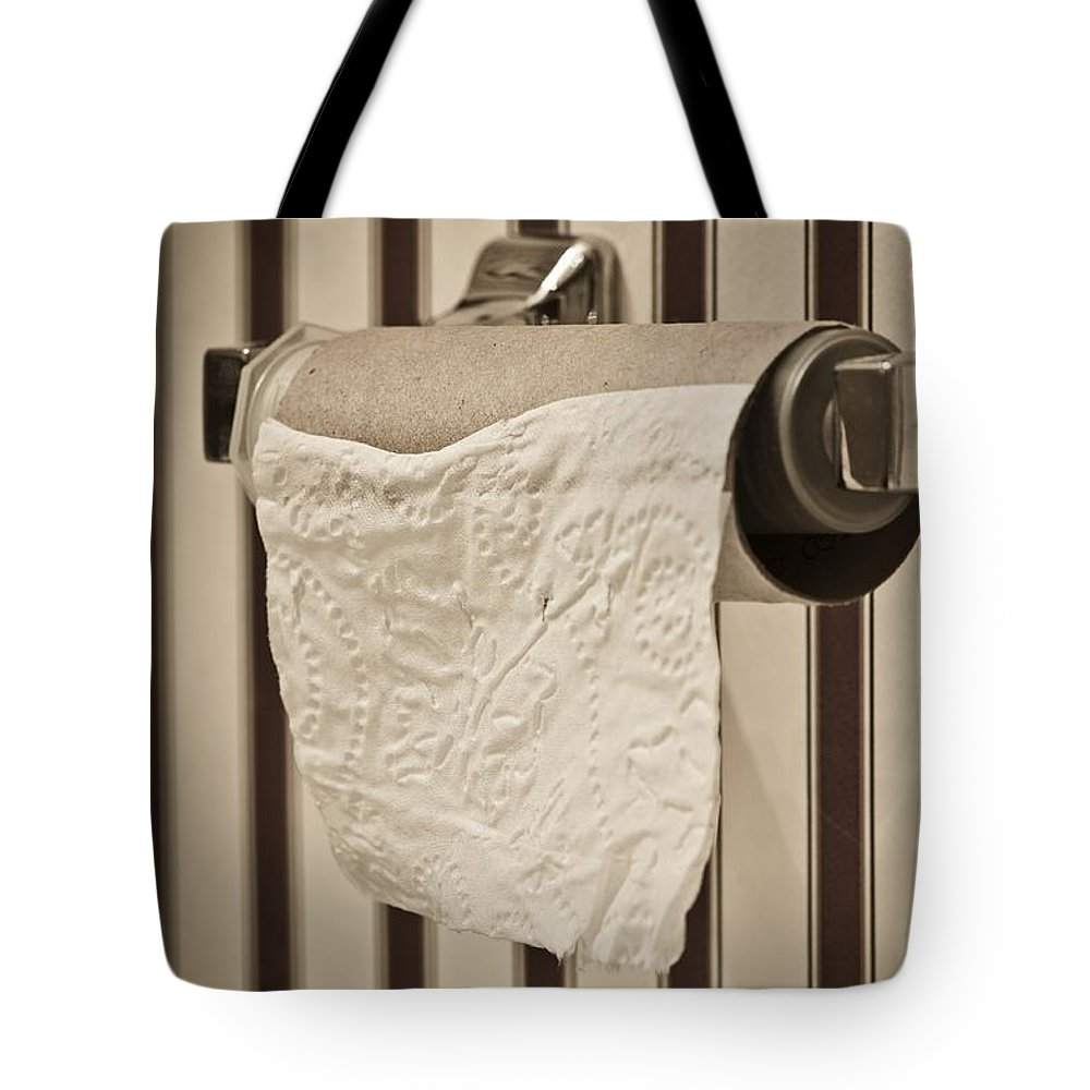 Critical Tote Bag featuring the photograph Critical Thinking by Charles Dobbs