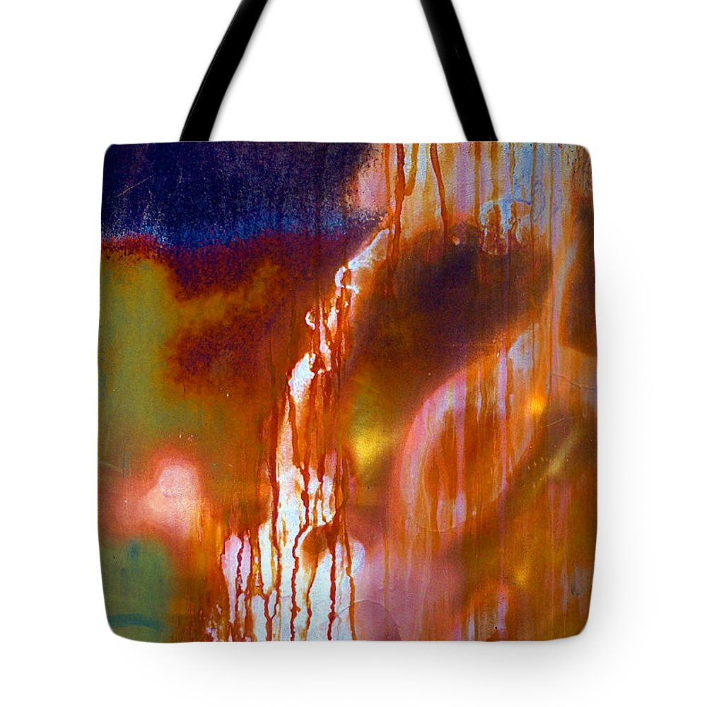 Skip Tote Bag featuring the photograph Cry Me A River by Skip Hunt
