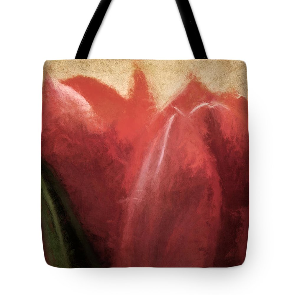 Flowers Tote Bag featuring the photograph Currently Vintage Xix by Tina Baxter