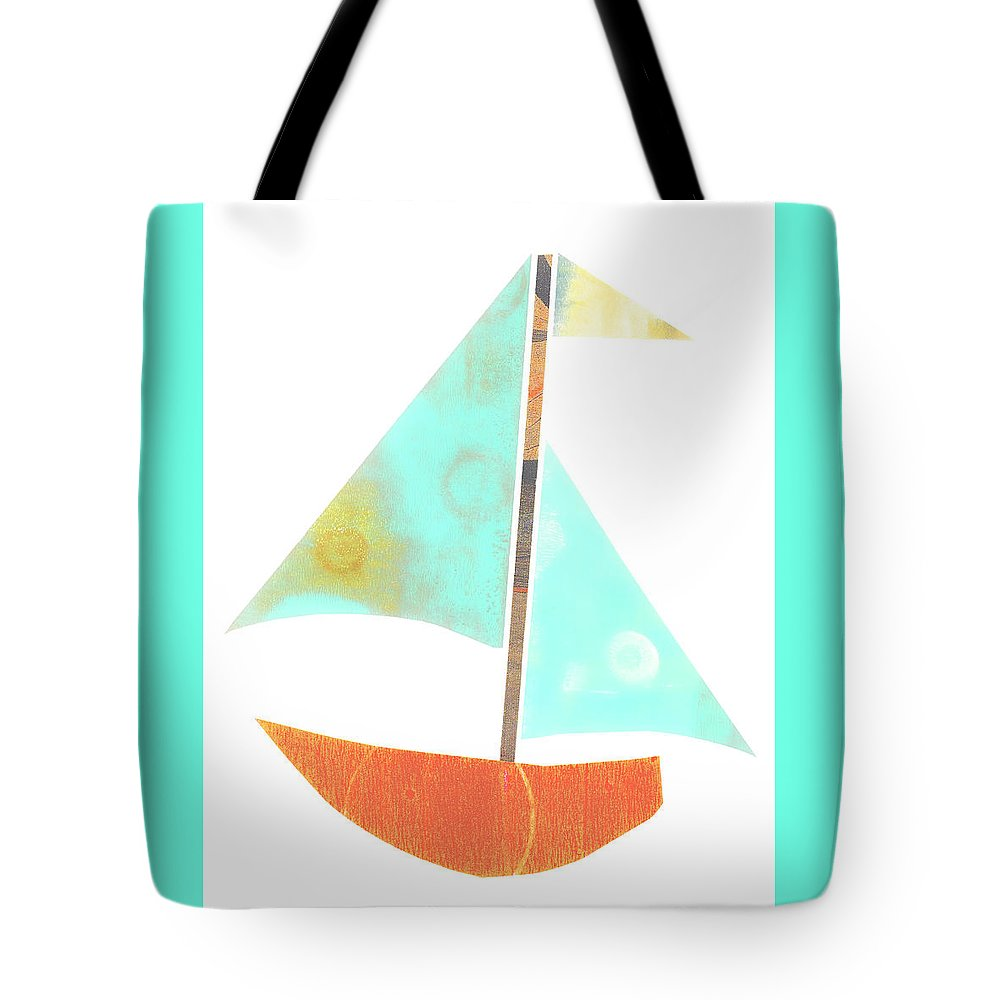 Designs Similar to Cute Sailboat Collage 507
