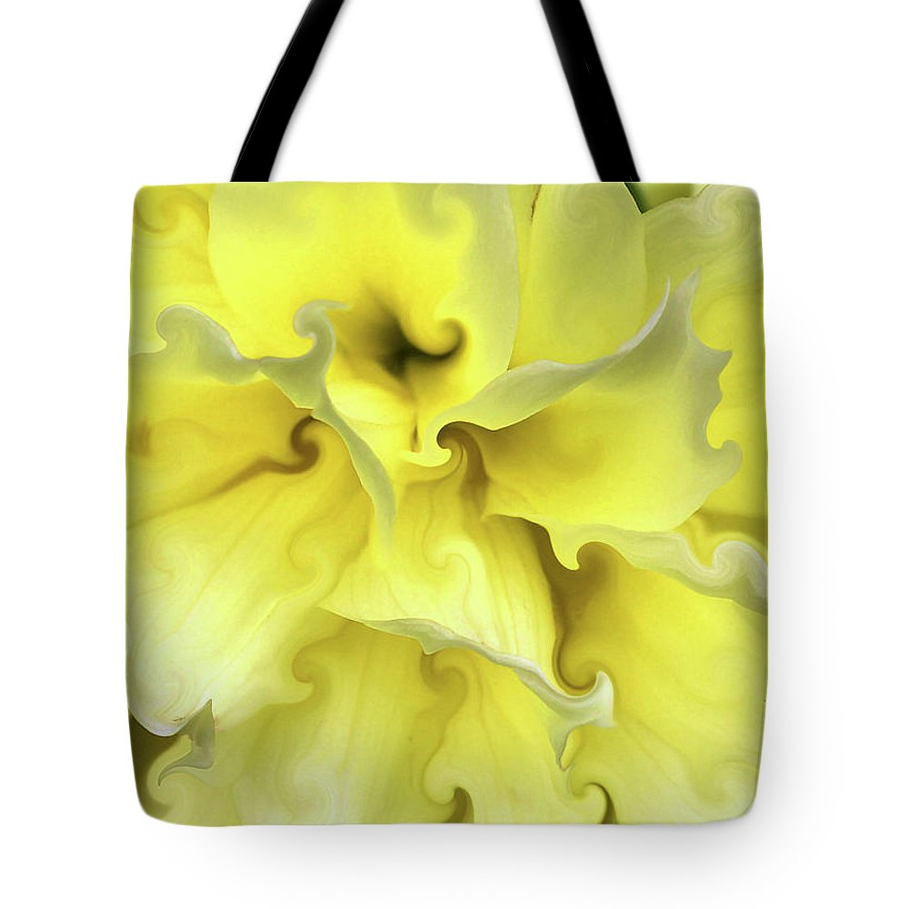 Dahlia Tote Bag featuring the photograph Dahlia by Kristin Elmquist