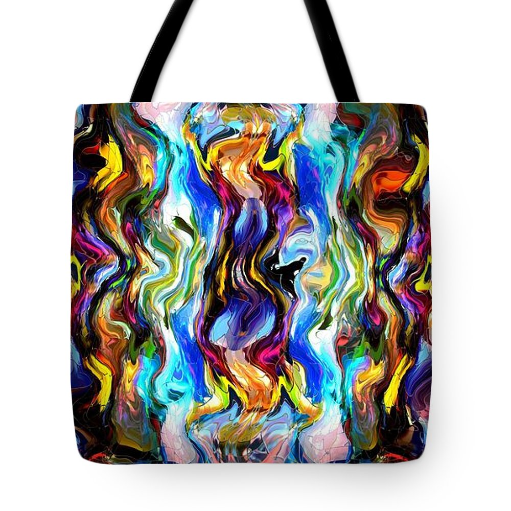 Australia Tote Bag featuring the photograph Dance With Me by Zazl Art