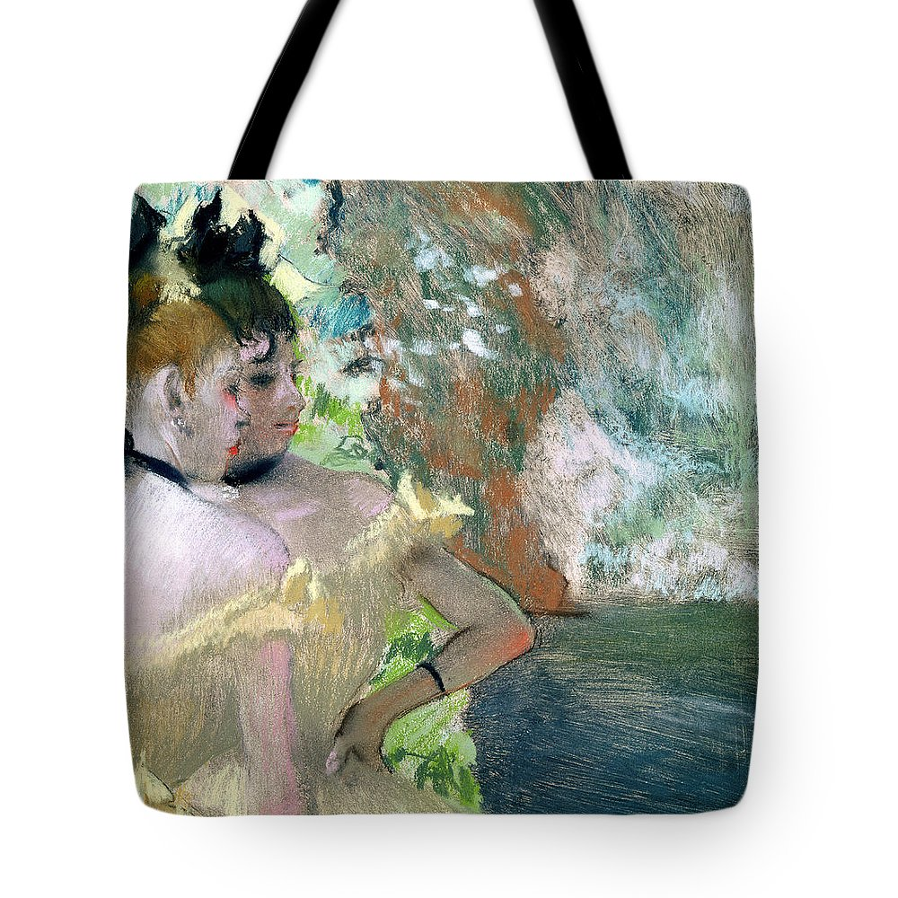 Wing Back Tote Bags