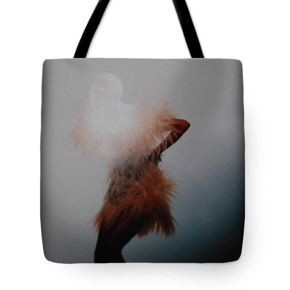 Pop Art Tote Bag featuring the photograph Dancing Shadows by Rob Hans