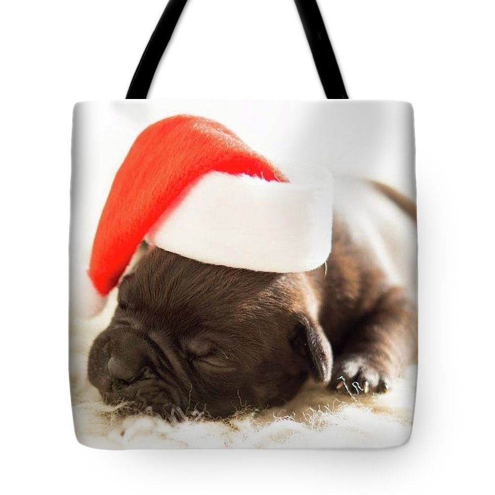 Tote Bag featuring the digital art Darling by Craig