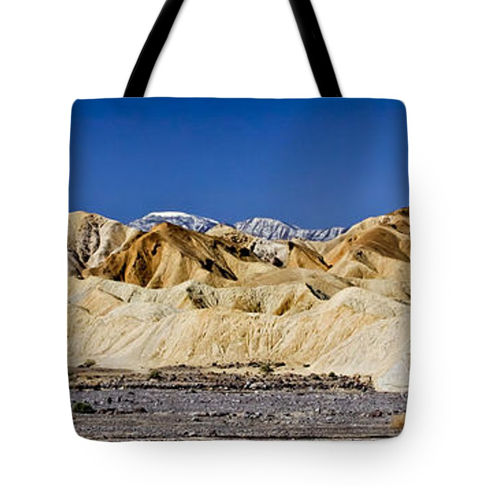 Death Valley Tote Bag featuring the photograph Death Valley 1 by Albert Seger