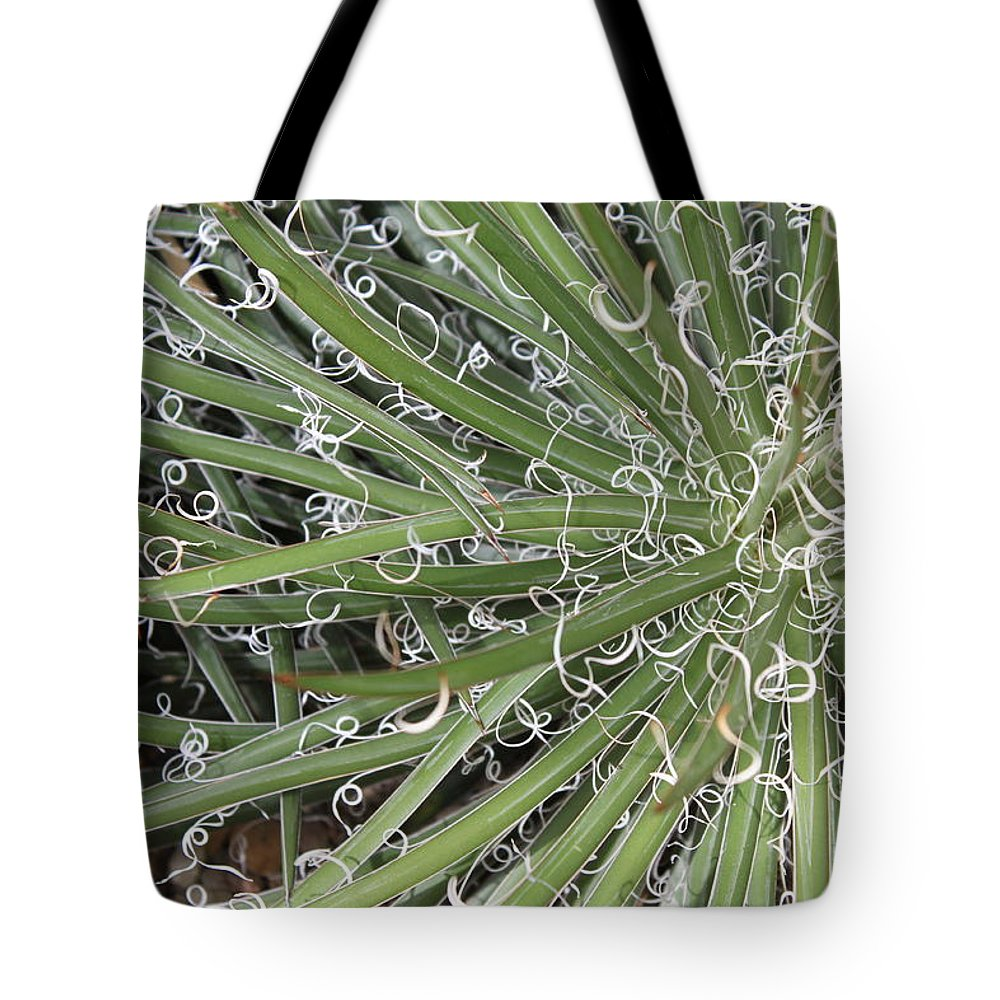 Nature Tote Bag featuring the photograph Decorations by Munir Alawi