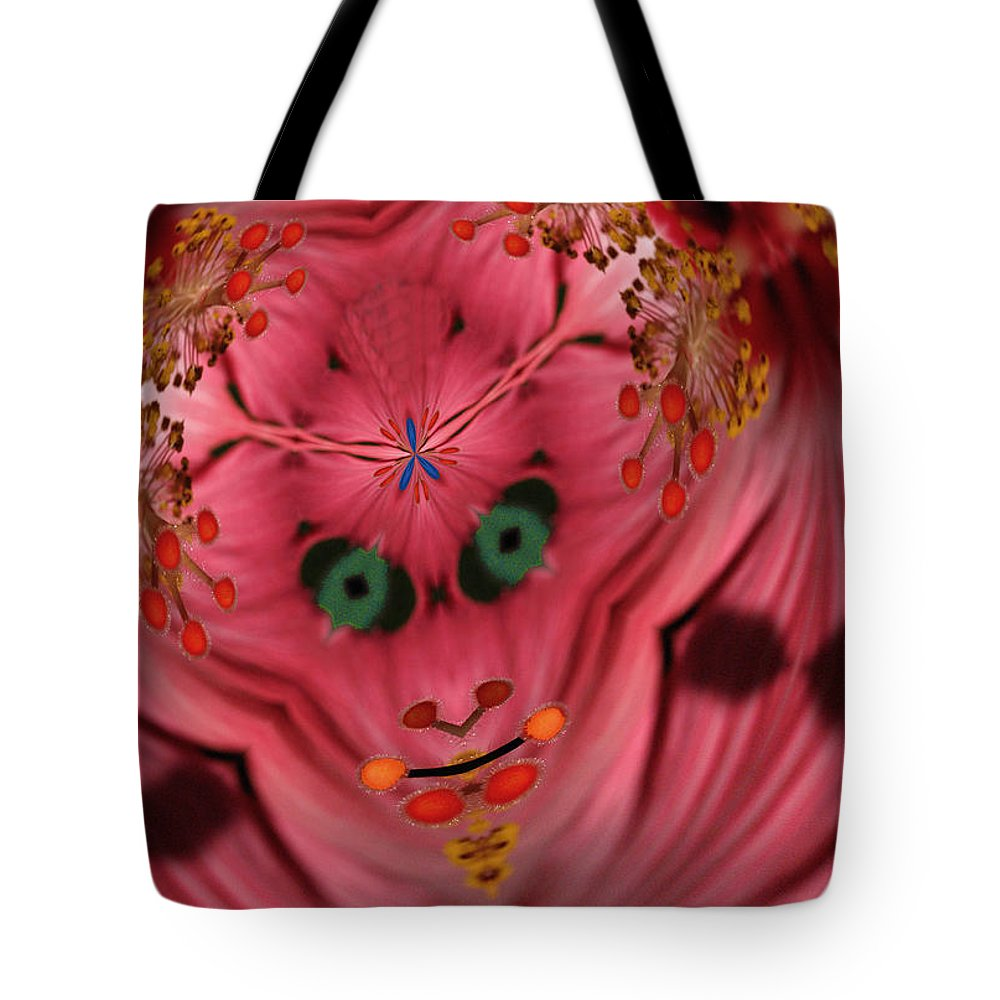 Photography Tote Bag featuring the photograph Demon Within by Paul Wear
