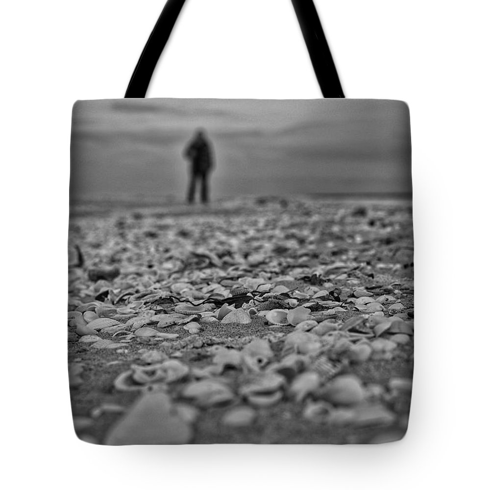 Photography Tote Bag featuring the photograph Departed by Raven Steel Design