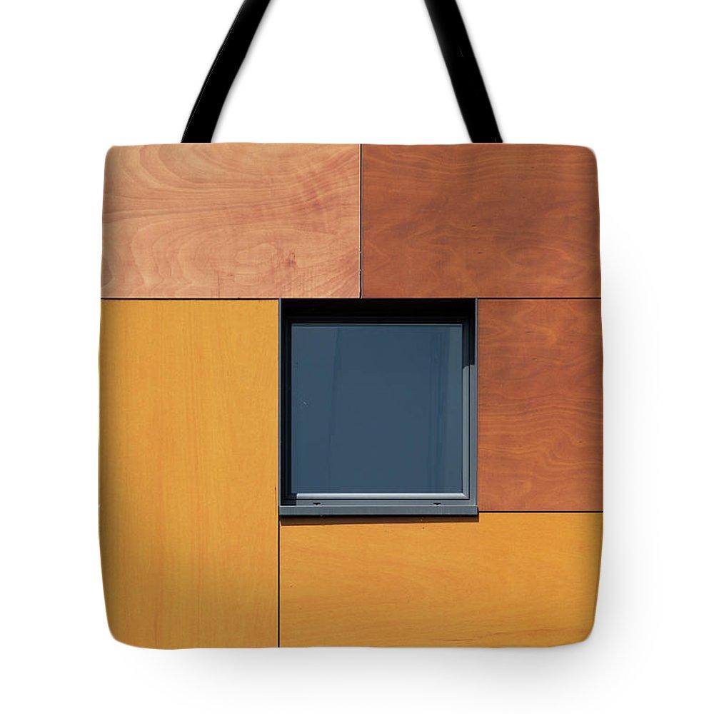Urban Tote Bag featuring the photograph Derbyshire Window by Stuart Allen