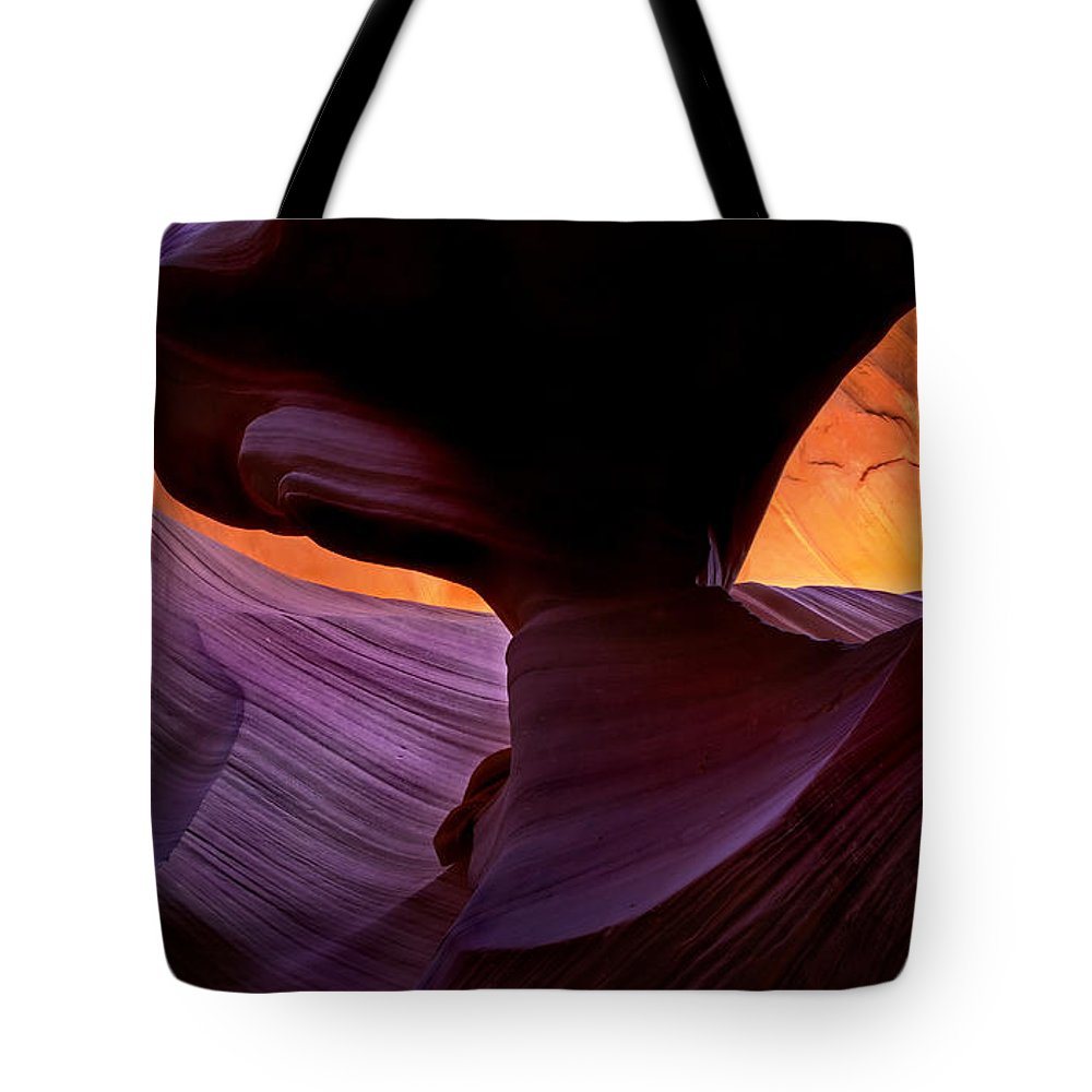 Eye Tote Bag featuring the photograph Desert Eye by Mike Dawson