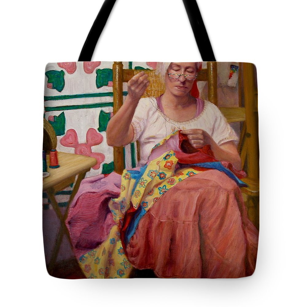 Realism Tote Bag featuring the painting Desert Rose by Donelli DiMaria