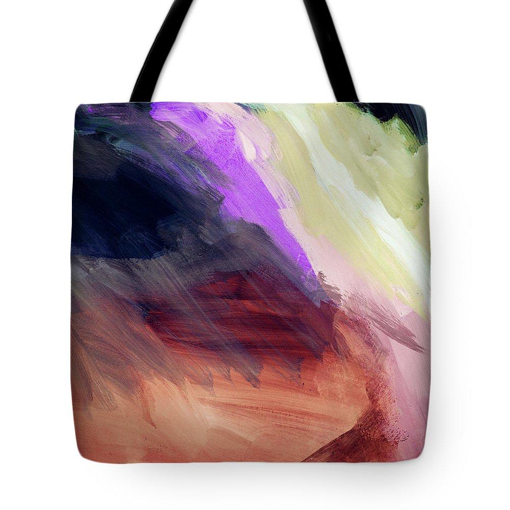 Desert Sunset Tote Bags
