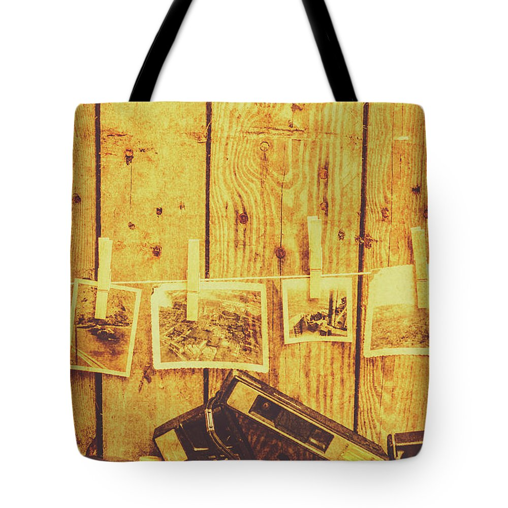 Developed Tote Bags
