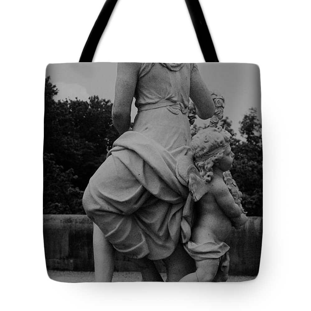 Figurative Tote Bag featuring the painting Diana by Eric Schiabor