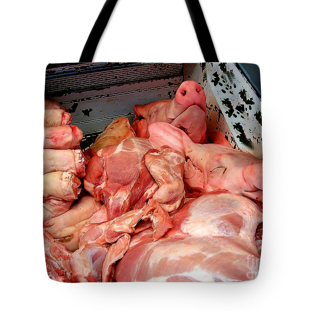 Mexico Tote Bag featuring the photograph Dinner Tonight by Beauty For God