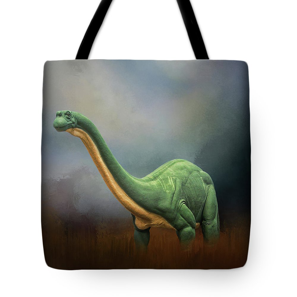 Animals Tote Bag featuring the photograph Dinosaur Valley State Park by David and Carol Kelly