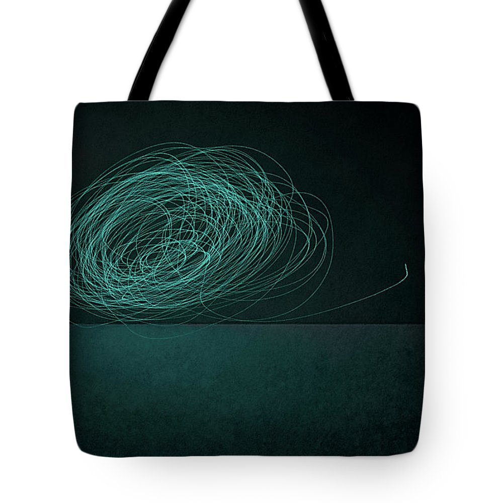 Dizzy Tote Bag featuring the photograph Dizzy Moon by Scott Norris