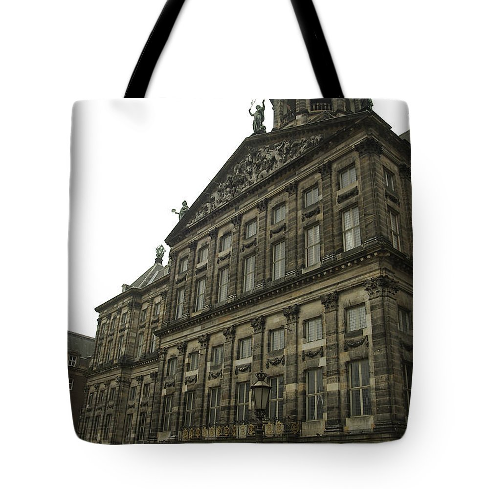Landscape Tote Bag featuring the photograph Dnrh1107 by Henry Butz