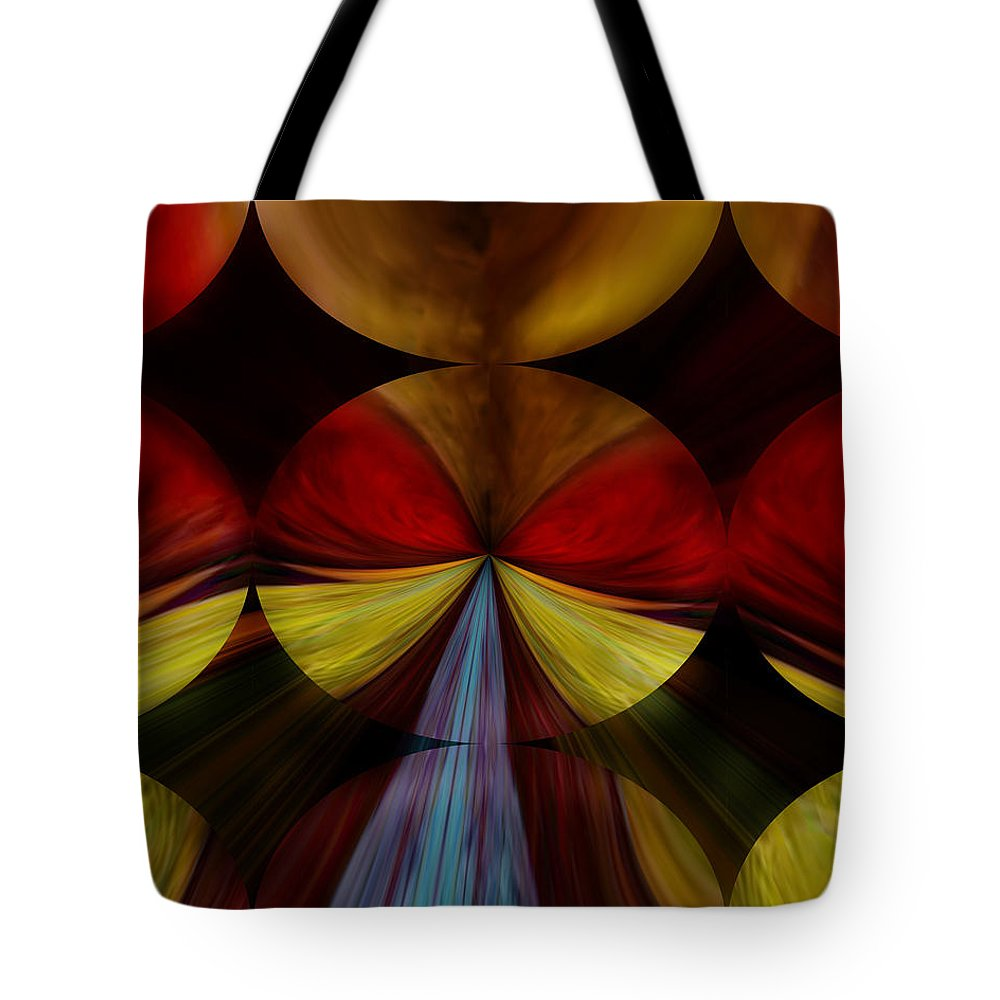 Dragonfly Tote Bag featuring the painting Dragonfly by Jill English