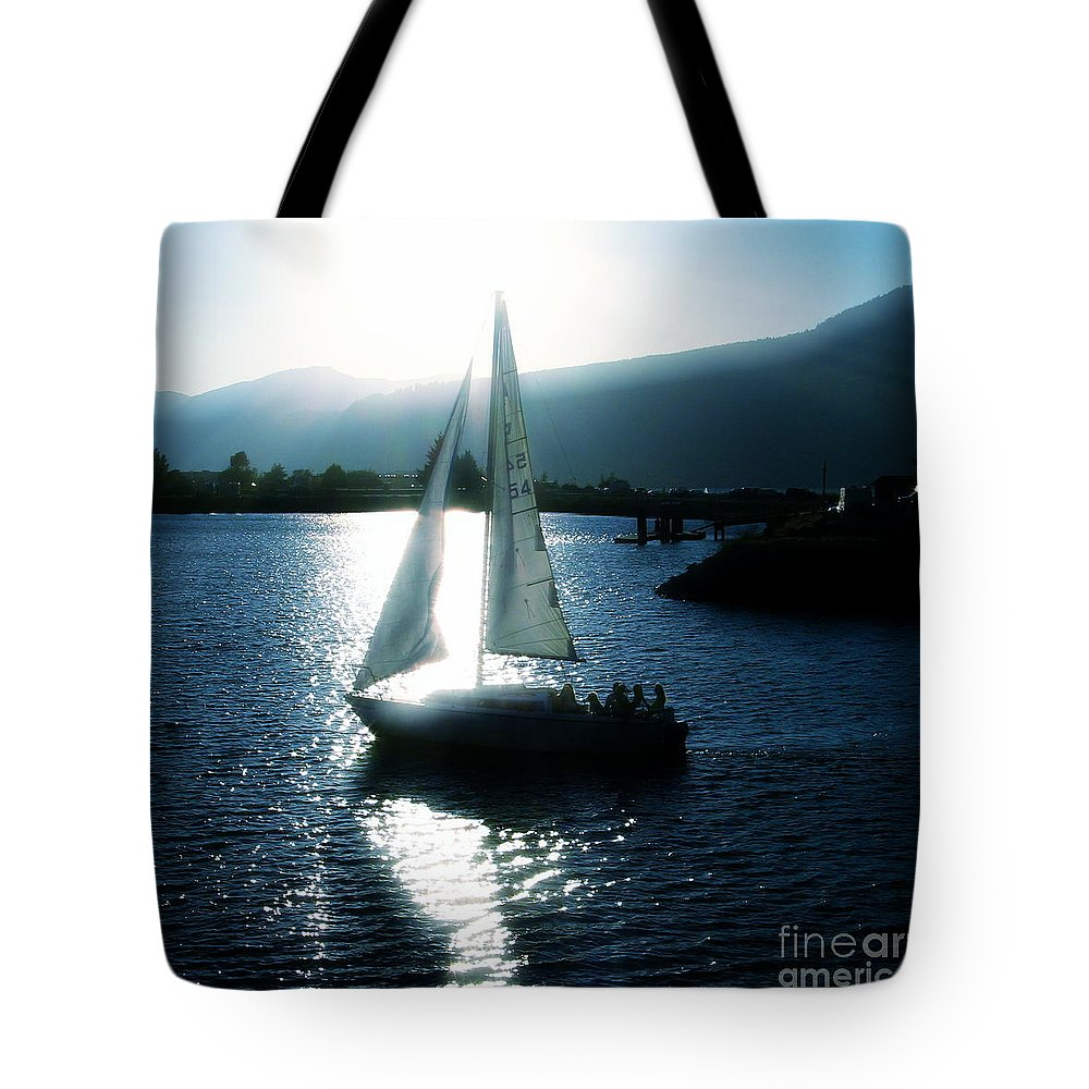 Dream Tote Bag featuring the photograph Dream by Idaho Scenic Images Linda Lantzy