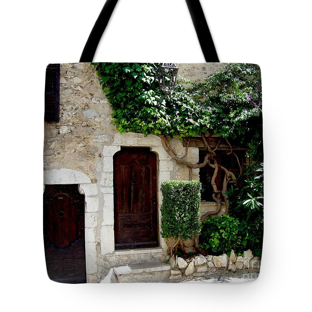Italy European Home Doorways Tote Bag featuring the photograph Dream On by Joanne Smoley