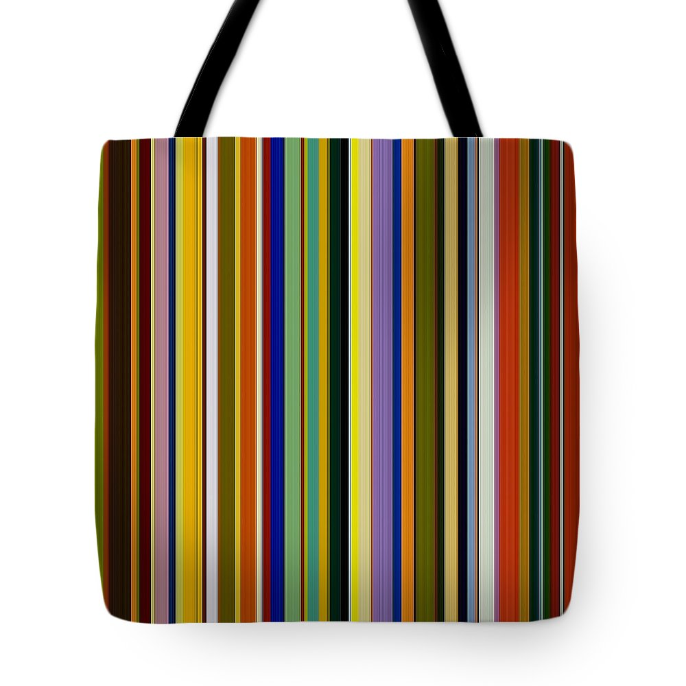 Textured Tote Bag featuring the digital art Dreamcoat Designs by Michelle Calkins